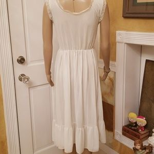 Vintage Intimates & Sleepwear - Beautiful 1940's Radcliffe Lingerie Nightgown